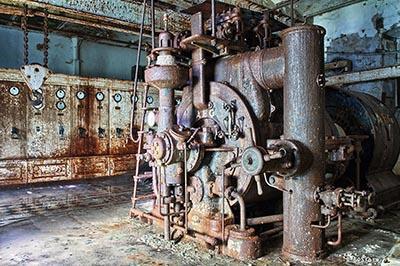 Papierfabriek urbex