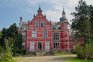 Chateau Rouge urbex