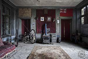 Chateau Sécession urbex