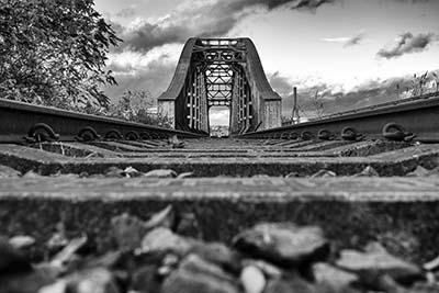 Ghost bridge urbex