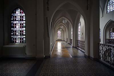 Kloosterkerk klooster Loreto Simpelvld
