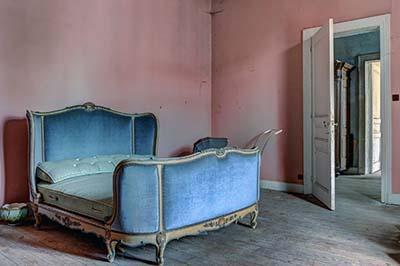 Manoir DP slaapkamer