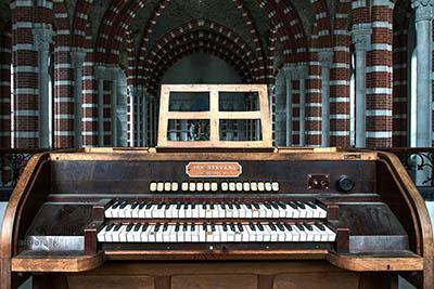 Kloosterkerk Gerkensberg orgel