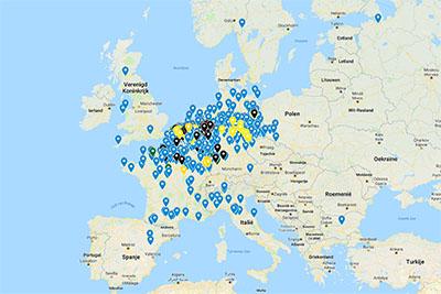 Urbex locaties
